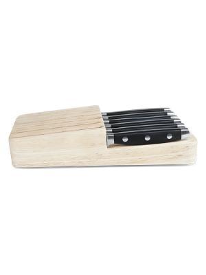 Нож кухонный Rondell RD-478. Цвет: бежевый