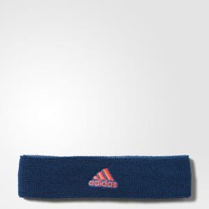Повязка на голову Tennis  Performance adidas. Цвет: красный