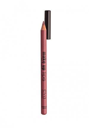 Карандаш для губ Eva Mosaic. Цвет: розовый