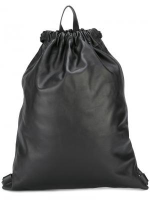 Рюкзак на шнурке Pb 0110. Цвет: чёрный