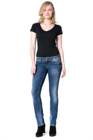 Jeans BIG STAR. Цвет: blue