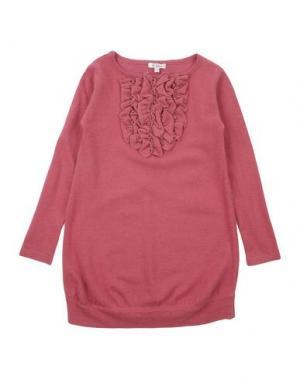 Платье MISS GRANT. Цвет: пастельно-розовый
