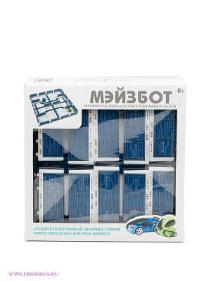 Игровая площадка для запуска микророботов DESKPETS. Цвет: синий