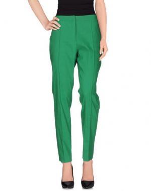 Повседневные брюки NATAN. Цвет: зеленый