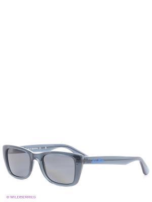 Очки солнцезащитные BB 598S 04 United Colors of Benetton. Цвет: черный