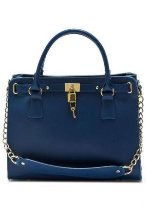 Bag ROBERTA M. Цвет: blue