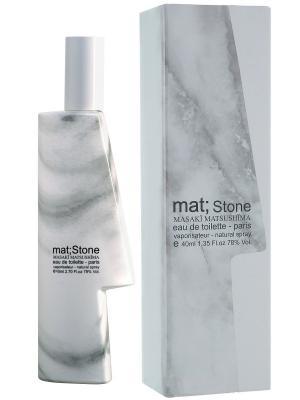 Stone, Туалетная вода, 40 мл MASAKI MATSUSHIMA. Цвет: серый