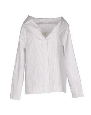 Pубашка ISA ARFEN. Цвет: белый