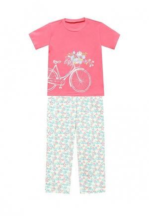 Пижама КотМарКот. Цвет: разноцветный