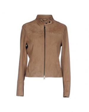 Куртка OLIVIERI. Цвет: хаки