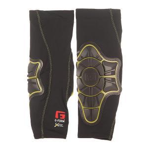 Защита на локти  Elbow Pads Black/Yellow G-Form. Цвет: черный