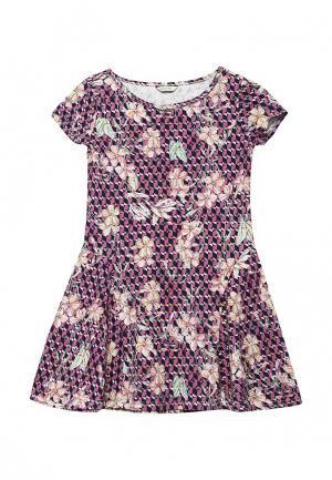 Платье Guess. Цвет: фиолетовый