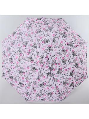 Зонт ArtRain. Цвет: сиреневый, фуксия, черный