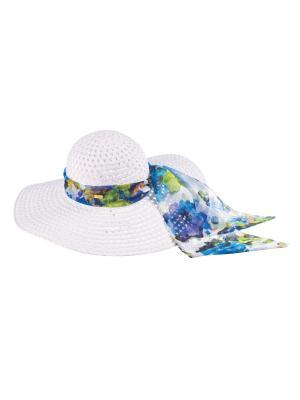 Шляпа Marc&Andre. Цвет: белый