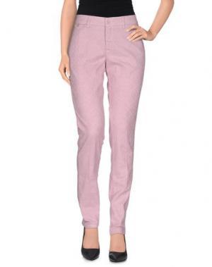 Повседневные брюки KUBERA 108. Цвет: светло-фиолетовый