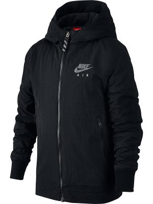 Куртка B NK AIR JKT HD Nike. Цвет: черный