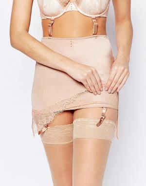 Ultimo Pearl Skirt. Цвет: кремовый