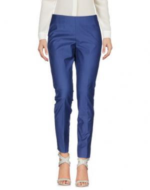 Повседневные брюки MALÌPARMI M.U.S.T.. Цвет: синий