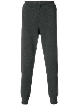 Спортивные брюки стандартного кроя Jo No Fui. Цвет: серый