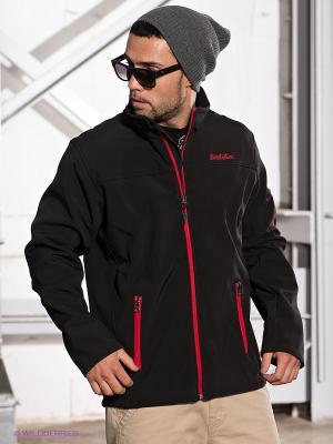 Куртка Brakeburn. Цвет: черный
