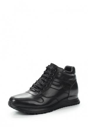 Кроссовки Marco Lippi. Цвет: черный