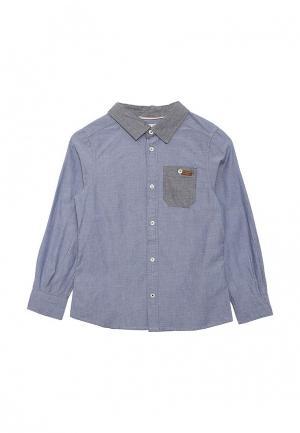 Рубашка Tom Tailor. Цвет: разноцветный