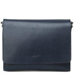 Портфель  RS11459 темно-синий GERARD HENON