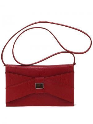 Клатч Solo true bags. Цвет: красный