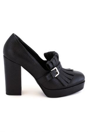 Туфли FORMENTINI. Цвет: черный