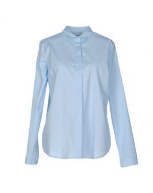 Pубашка HOPE COLLECTION. Цвет: небесно-голубой