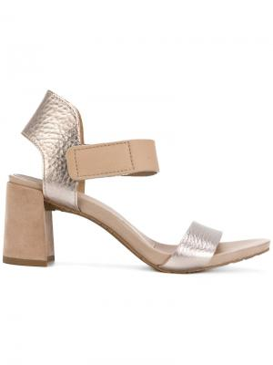 Willa sandals Pedro Garcia. Цвет: розовый и фиолетовый