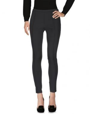 Повседневные брюки X'S MILANO. Цвет: стальной серый