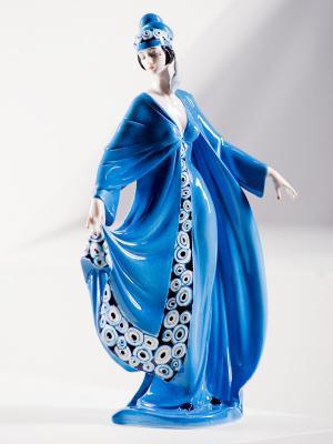 Фигурка Дама Pavone. Цвет: голубой (осн.)