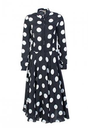 Платье ALTER EGO. Цвет: черный