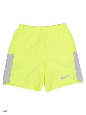 Шорты B NK FLX SHORT 6IN CHLLGR Nike. Цвет: салатовый