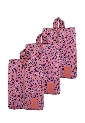 Система хранения для обуви 3 пр. Homsu. Цвет: розовый