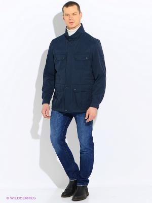 Куртка DJONI Maritta. Цвет: синий