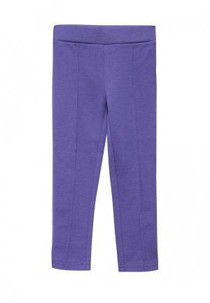Леггинсы Modis. Цвет: фиолетовый