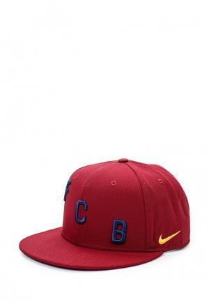 Бейсболка Nike. Цвет: бордовый