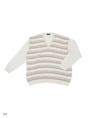 Пуловер FILPUCCI. Цвет: светло-бежевый