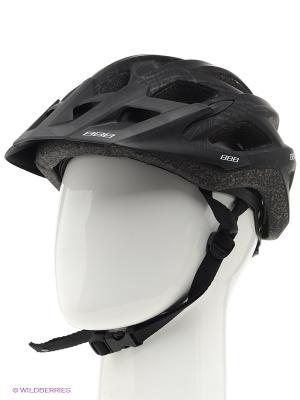 Шлем BBB. Цвет: черный, белый