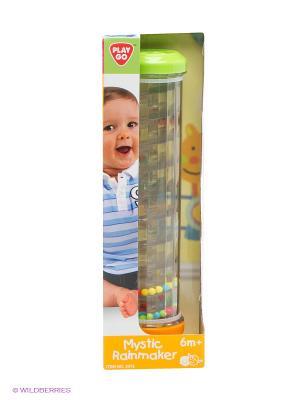 Развивающая игрушка Волшебный цилиндр PlayGo. Цвет: фуксия, оранжевый, зеленый