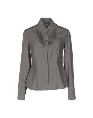 Pубашка MURPHY & NYE. Цвет: серый