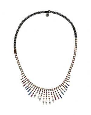 Ожерелье PAULA BIANCO. Цвет: золотистый