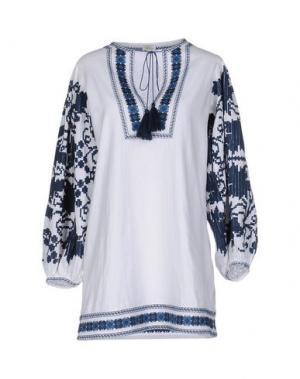 Короткое платье TALITHA. Цвет: синий