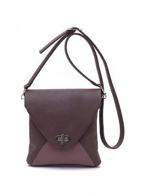 Сумка Solo true bags. Цвет: фиолетовый