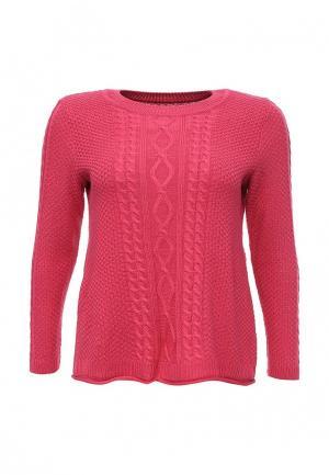 Джемпер Milana Style. Цвет: розовый