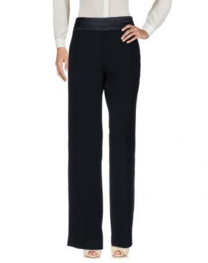 Повседневные брюки WEILL. Цвет: черный