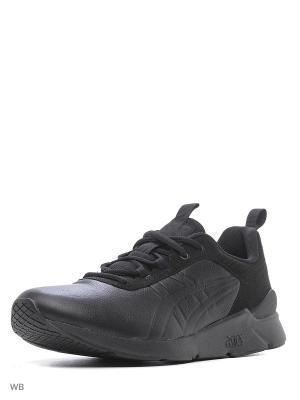 Спортивная обувь GEL-LYTE RUNNER ASICSTIGER. Цвет: черный