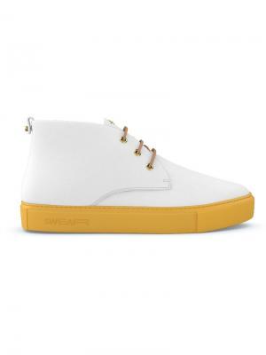 Maltby sneakers Swear. Цвет: белый